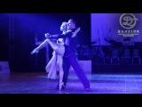 Ferdinando Iannaccone - Yulia Musikhina | ShowDance Rumba | Warsaw Int. Dance Champ. 2017