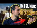 Intel nuc 7i7bnh :запуск pubg на слабом пк 2018 (playerunknown's battlegrounds)