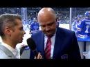 Интервью с Игорем Каляниным после матча СКА Динамо Минск