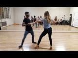 Walter Fernandes and Anastasia Lyakh - Zouk 4 Demo