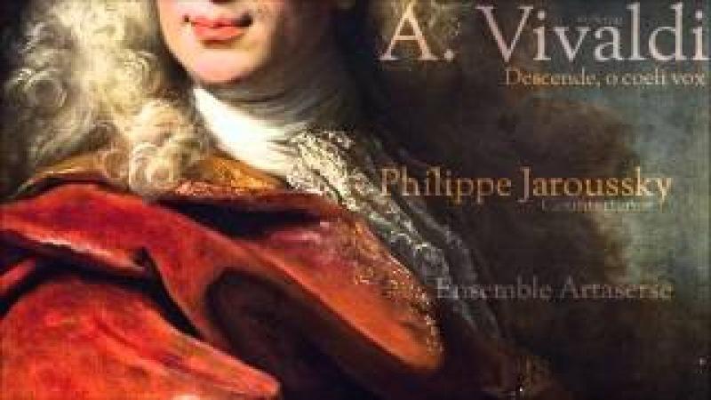 Vivaldi - Descende, o coeli vox - Philippe Jaroussky (countertenor)