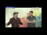 ШЕFF и Белов на музыкальном канале Music Box