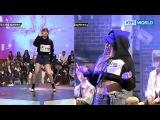 Dance Position Battle... Find the Dancing Queen of UNI+ G! The Unit2018.01.03