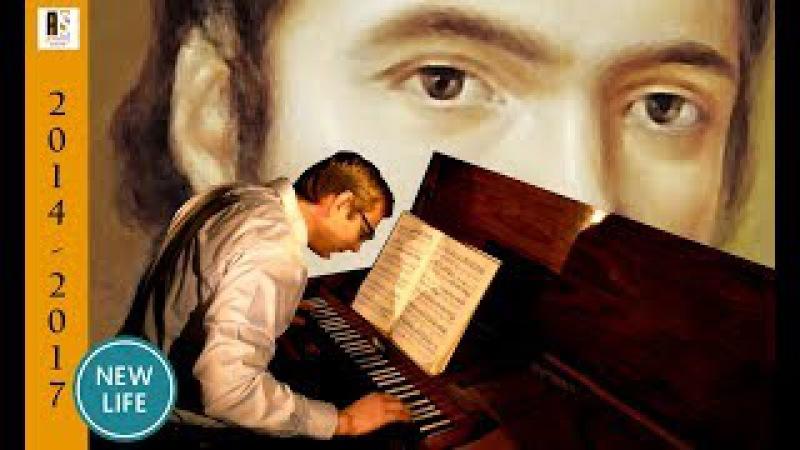 L.v. Beethoven : Sonata No.6 Op 10 No.2 : Wim Winters, Clavichord