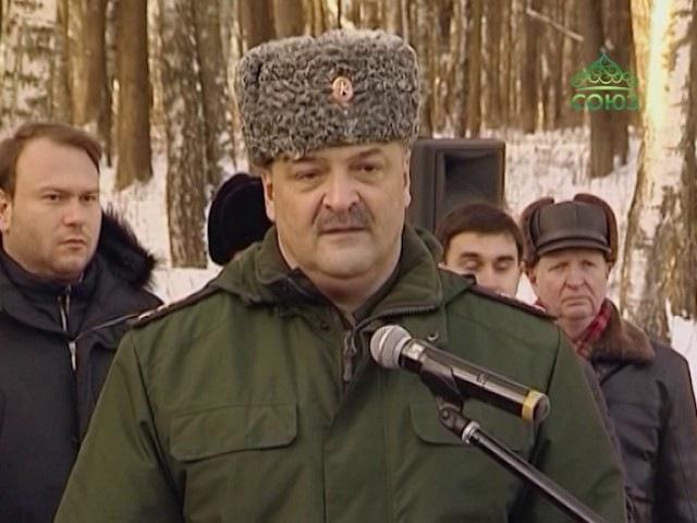 В подмосковной Балашихе через два года появится Храм в честь покровителя Внутренних войск России