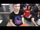 VLOG ММА миксфайт смешанные единоборства ДЕТИ Mix Fighter UFC Motivational Video MMA Children