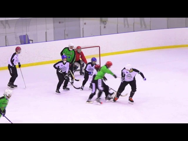 ActiveLife • Хоккей. Рассвет-Спутник 2-1 29 _12_ 2015