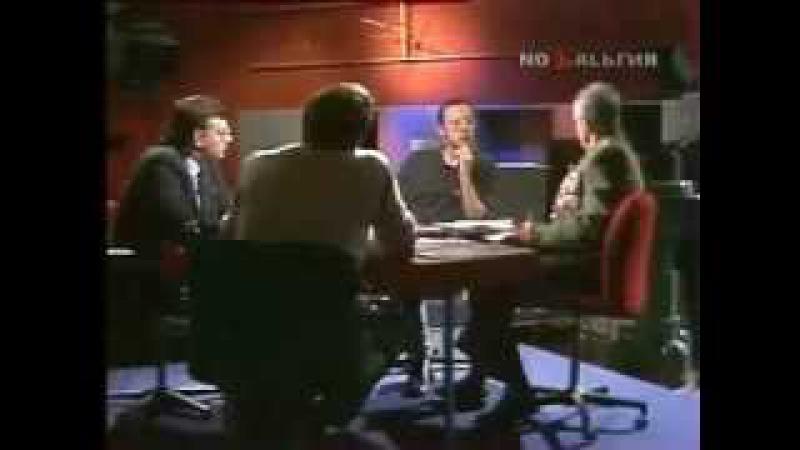 Телепрограмма Взгляд - Какая армия нам нужна? (1989)
