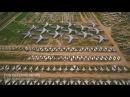 The Boneyard! Magical Video for Aviation Lovers - Davis-Monthan Air Force Base, Arizona