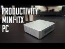 Mini ITX Christmas PC Build for My Mom