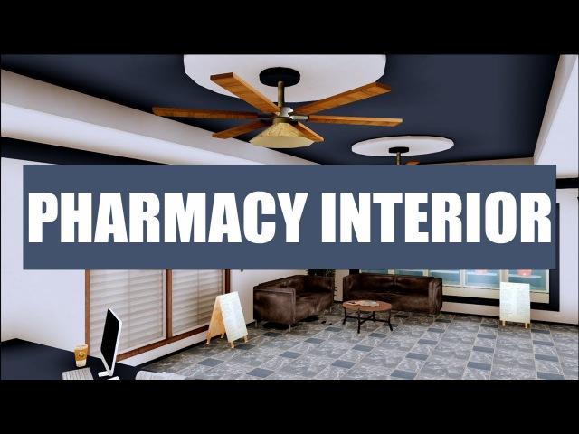 Еverest Role Play | Pharmacy interior