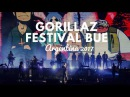 Gorillaz - Festival BUE, Argentina - Radio Metro (Full Concert) 2017
