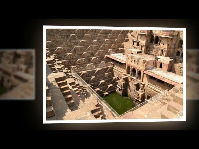 Смотри и думай История 61 Чанд Баори Пирамида наизнанку Индия Chand Baori India смотреть онлайн без регистрации