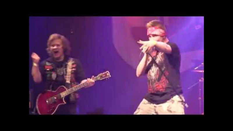 Maniac Abductor - Intro/ L.O.D. Live at Nosturi