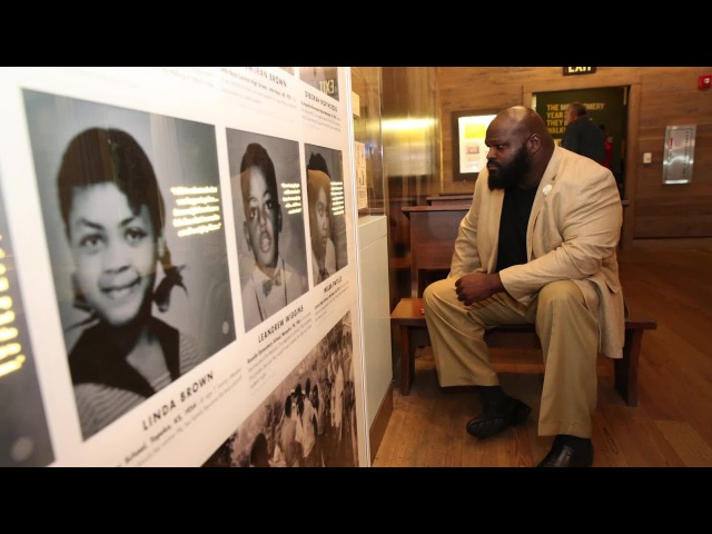 Raw Superstars visit the National Civil Rights Museum: Raw, Jan. 15, 2018