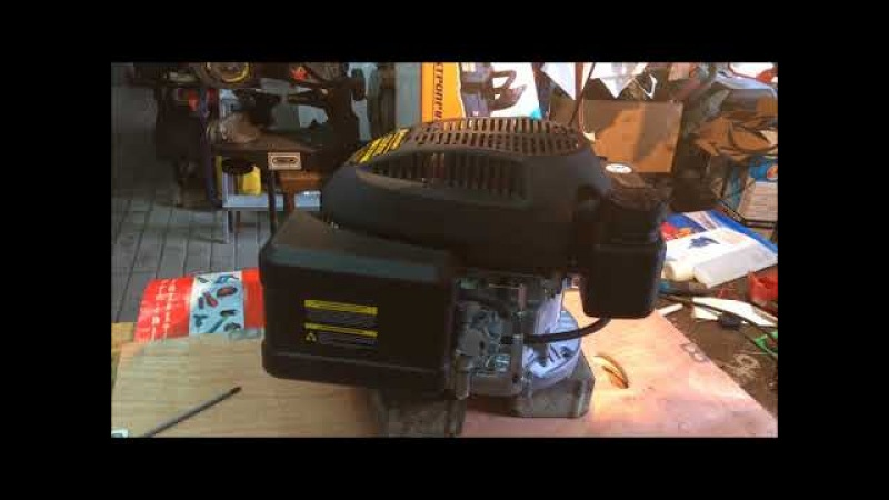 Как выбрать двигатель для газоно-косилки