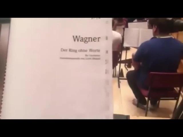 Вагнер и кувалда !