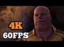 4K/60FPS Avengers - Infinity War Official Trailer 2018