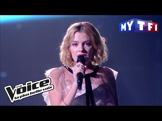 Hélène « Castle in the Snow » (The Avener Kadebostany) | The Voice France 2017 | Live