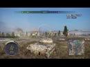 World of Tanks PS4 T49 тестируем фугасницу
