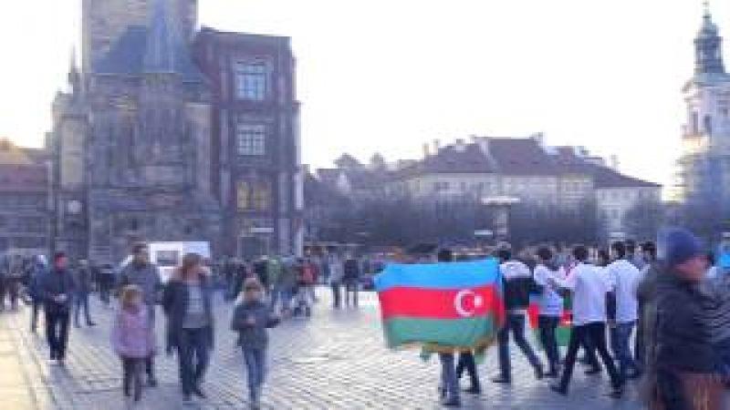 Czech Azerbaijan Union Justice For Khojaly Prague 26 02 2015