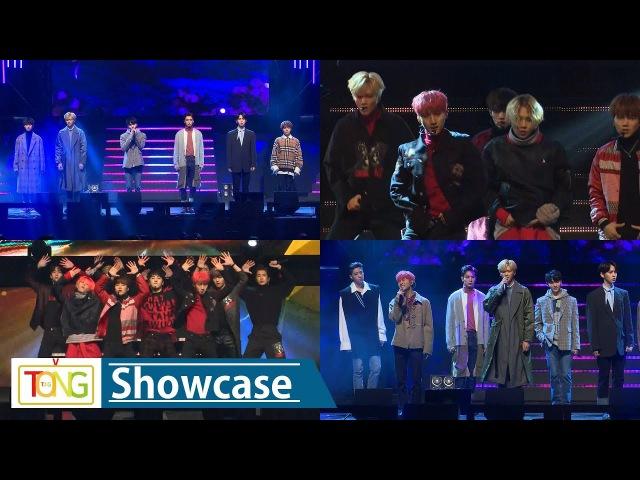 PENTAGON(펜타곤) 'RUNAWAY' 'VIOLET' Showcase Stage (쇼케이스, DEMO_02, HUI, 후이, E'DAWN, 이던)