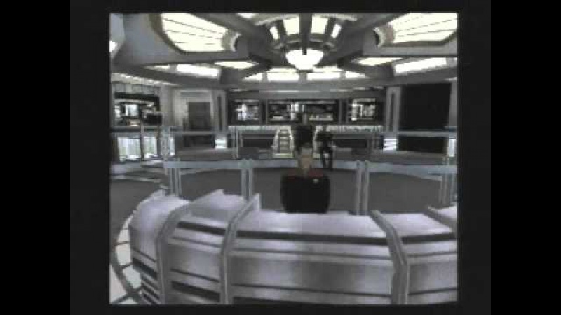 Star Trek Voyager: Elite Force - Trailer (2000)