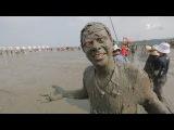 Японский шоу-бизнес и соревнования в бассейне из грязи. Япония. Мир наизнанку - 14 серия, 9 сезон
