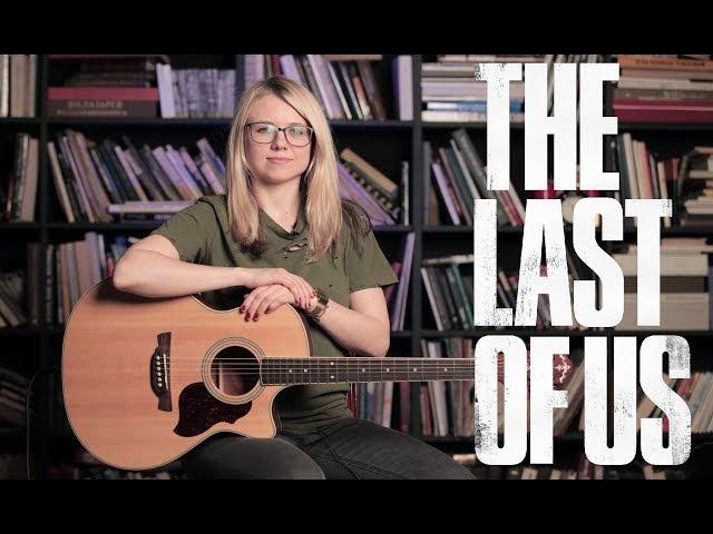 Как играть THE LAST OF US main theme fingerstyle Разбор COrus Guitar Guide 67
