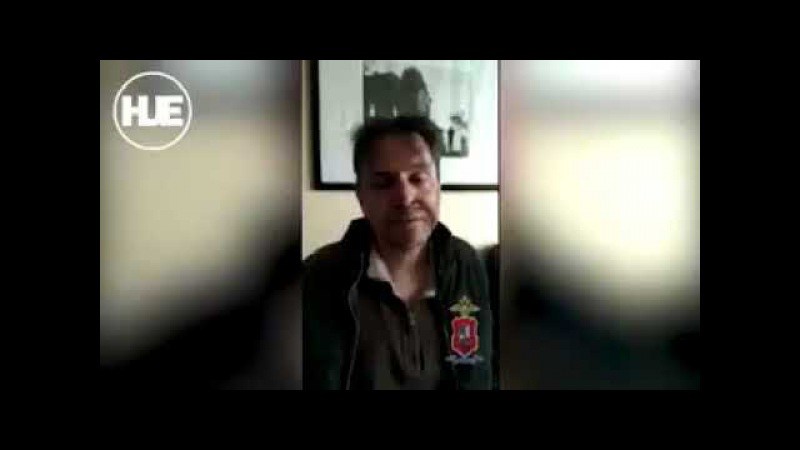 Борис Грец Напавший на Татьяну Фельгенгауэр дает интервью