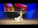 Принцесса Табла 2 место Соколова Анастасия Новочебоксарск Джада