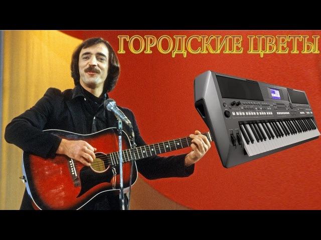 ГОРОДСКИЕ ЦВЕТЫ МИХАИЛ БОЯРСКИЙ синтезатор YAMAHA PSR s670