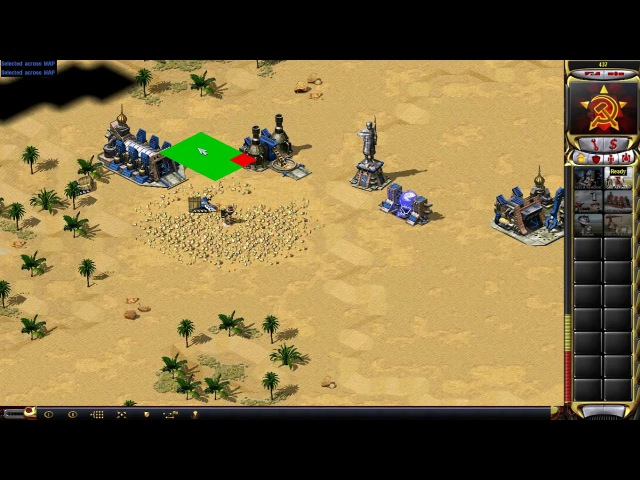 Grand Final - Zhasulan vs Win4ester on Dune Patrol (06.01.18 tournament by RA2FF)