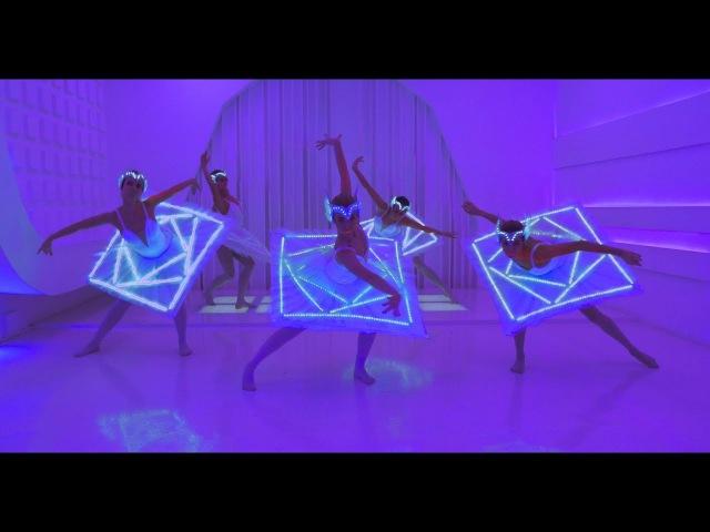 Световые балерины Le Futur