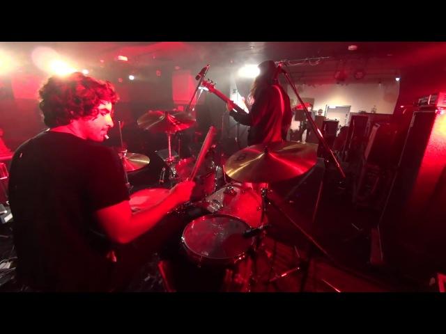 Nathan Camarena (CHON) - sound check