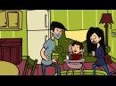 Мои родители не могли позаботится обо мне|Story booth на русском|Русская озвучка