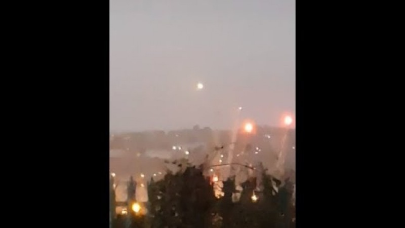 UFOs Filmed Observing UK Navel Base. Plymouth, England. February 24, 2018