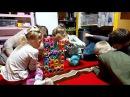 Детский стрим с кубиками