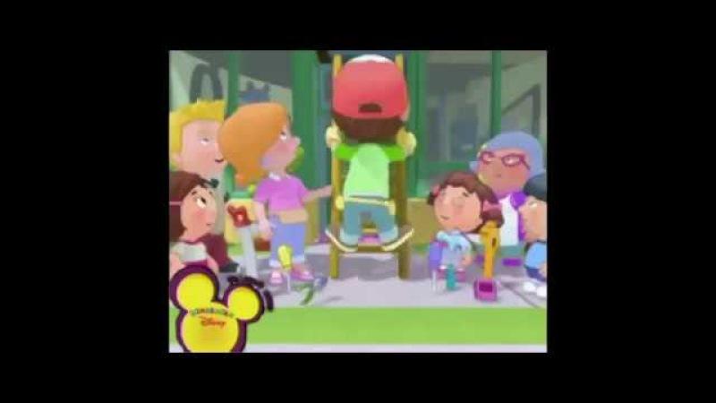 Начало эфира (Узнавайка Disney, 31.12.2011)