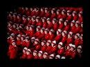 North Korea's 'Army of Beauties'   cheerleading squad PyeongchangOlympics2018