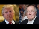 No One Expected This! George H W Bush Just Issued Shocking Trump Message, White House Strikes Back