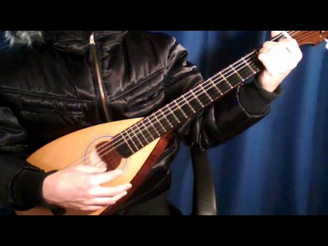 Imo 英国民謡 Greensleeves English Folk Song by Reghin HOLA Guitar made in Romania