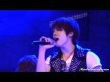 110526 Jonghyuns Hot Sweaty Tongue Action +