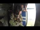 50 ый юбилейный прыжок с парашютом Инструктор территория экстрима рф экстрема