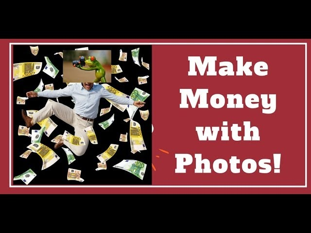 Top Secrets Revealed How to Make Money with Photography 👍 👍👍