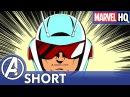 Marvel-Человек-Муравей 1 серия
