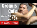 Croquis Cafe: Figure Drawing Resource No. 275