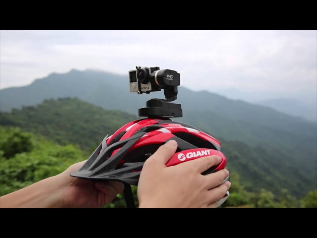 Feiyu FY WG 3-axis Wearable Gimbal Stabilizer for Similar Shaped Action Cameras