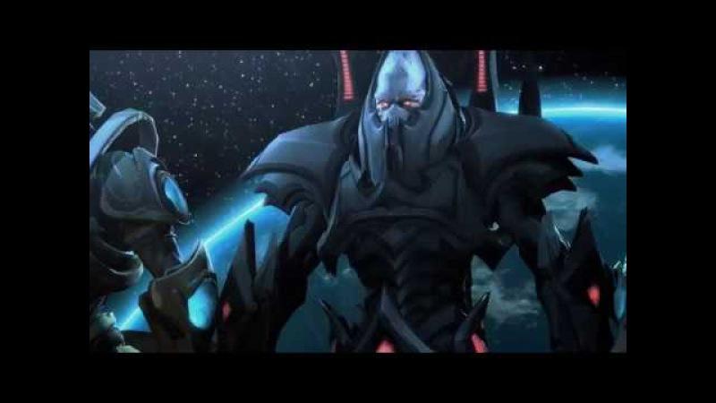 StarCraft II: Legacy of the Void. Часть 19: Избавление. ФИНАЛ