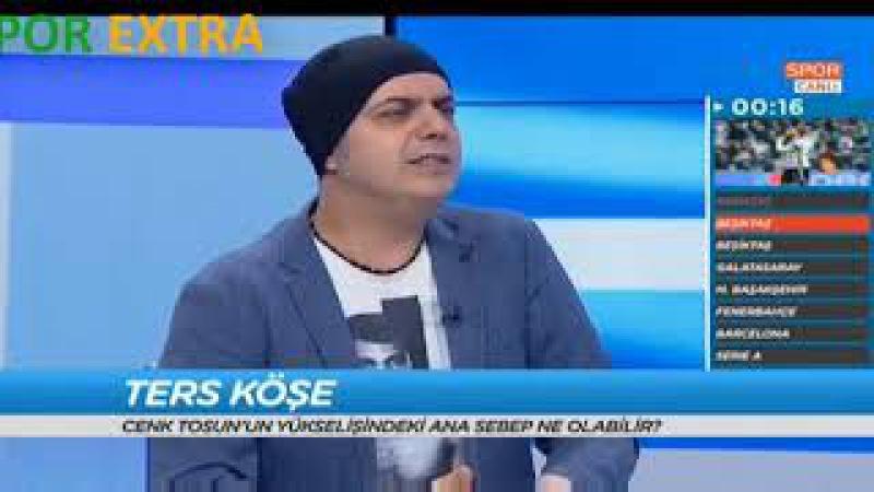 Ters Köşe- Ali Ece,Nihat Kahveci ve Kaan Kural Spor Gündemi Yorumları 22 Kasım 2017